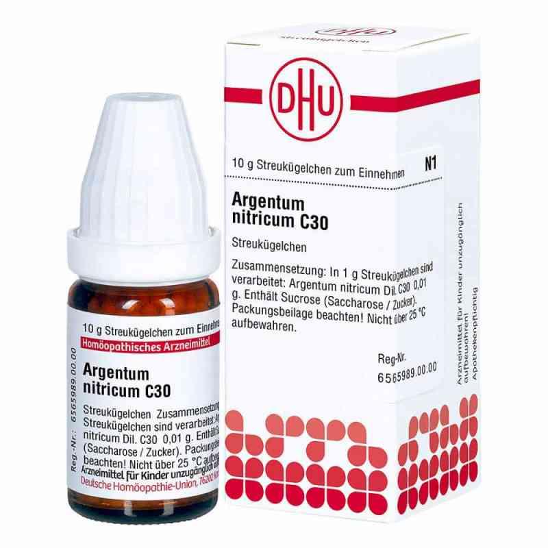 Argentum Nitricum C 30 Globuli  zamów na apo-discounter.pl
