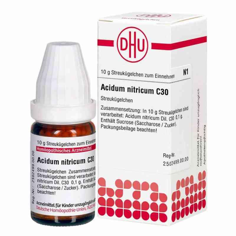 Acidum Nitricum C 30 Globuli  zamów na apo-discounter.pl