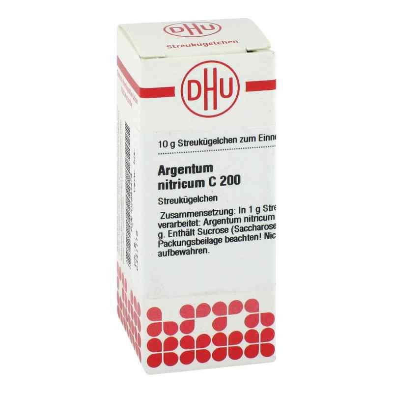 Argentum Nitricum C 200 Globuli  zamów na apo-discounter.pl