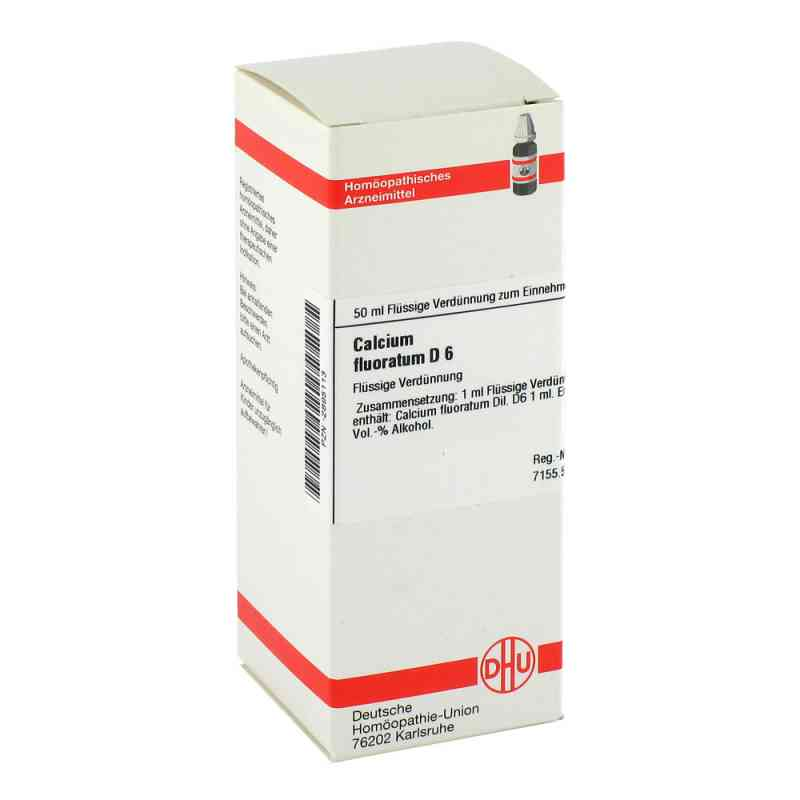 Calcium Fluoratum D 6 Dil.  zamów na apo-discounter.pl