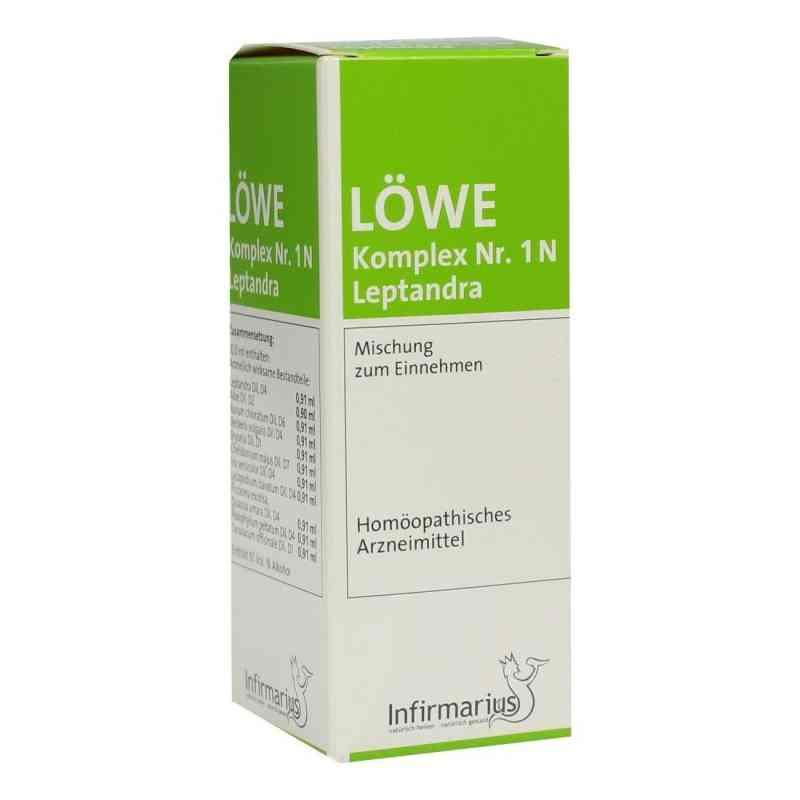 Loewe Komplex Nr. 1 N Leptandra Tropfen zamów na apo-discounter.pl