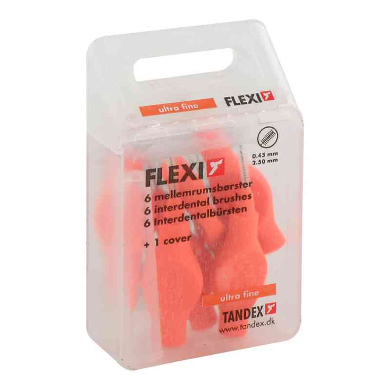 Tandex Flexi Interdental Buersten orange 0,45mm  zamów na apo-discounter.pl