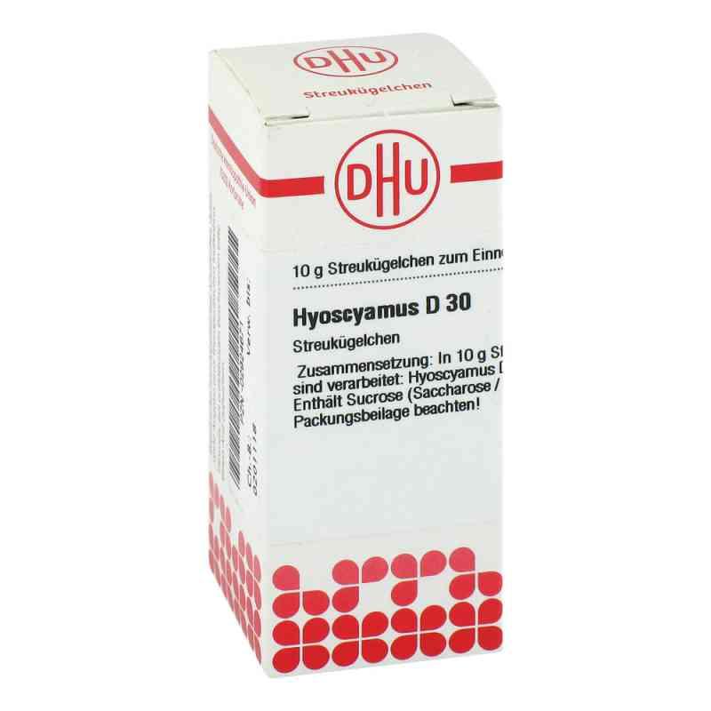 Hyoscyamus D 30 Globuli zamów na apo-discounter.pl