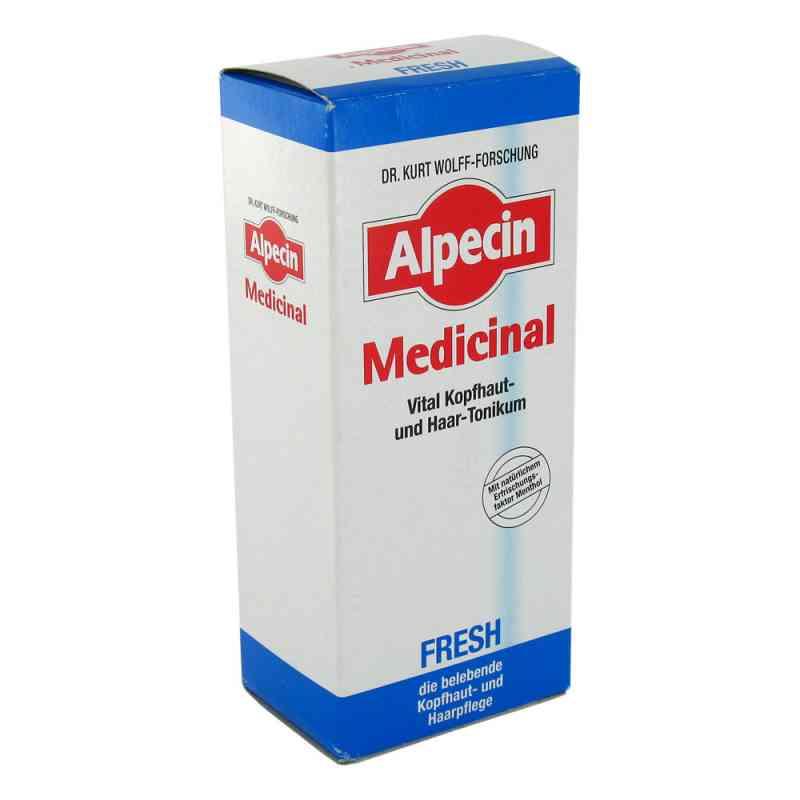 Alpecin Med. Fresh tonik do przetłuszczającej się skóry głowy  zamów na apo-discounter.pl