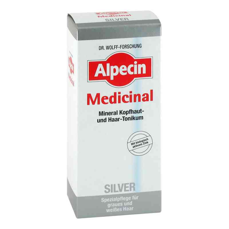 Alpecin Medicinal Silver tonik do włosów siwych  zamów na apo-discounter.pl