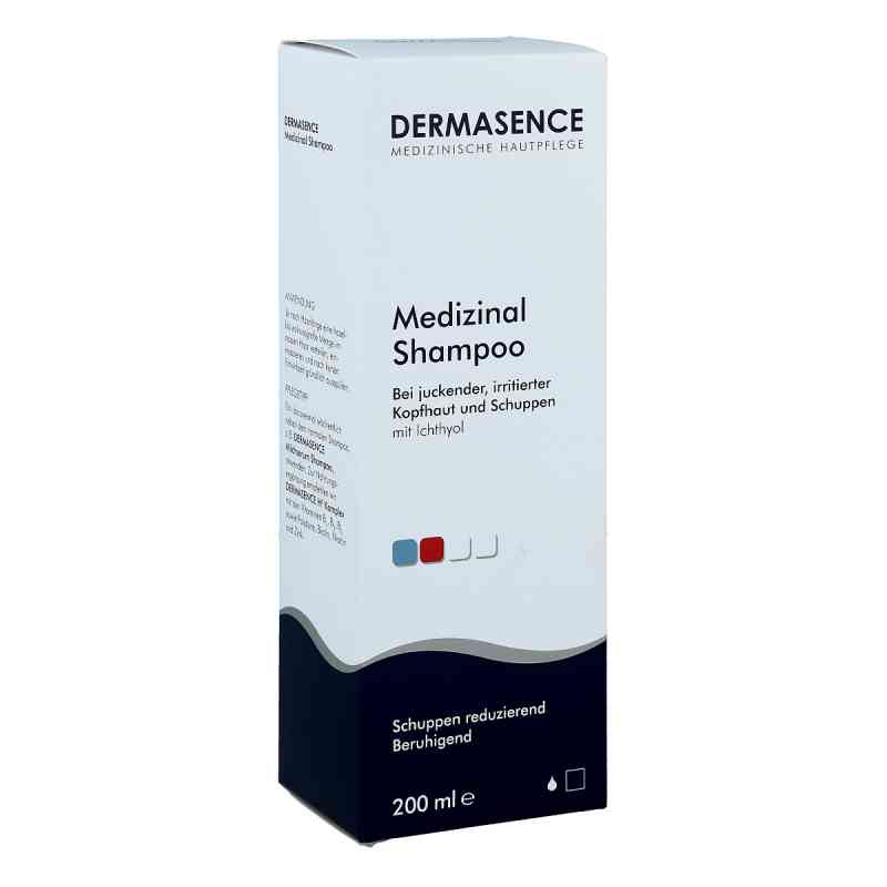 Dermasence Medizinal szampon   zamów na apo-discounter.pl