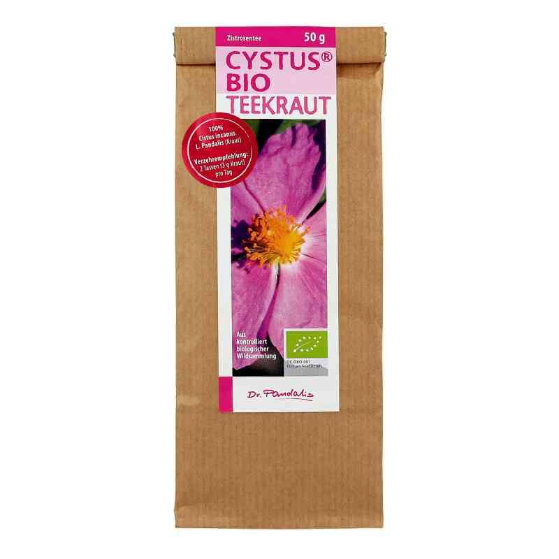 Cystus Bio herbata Dr. Pandalis  zamów na apo-discounter.pl