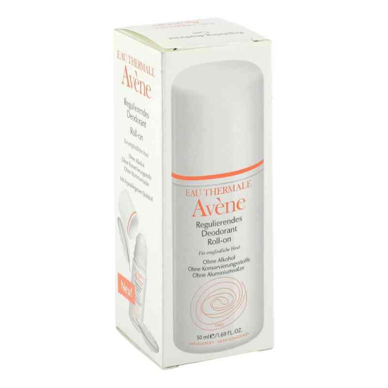 Avene Regulujący dezodorant deo roll-on do skóry wrażliwej  zamów na apo-discounter.pl