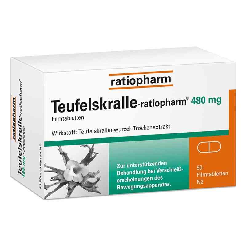 Ratiopharm Czarci Pazur, tabletki powlekane zamów na apo-discounter.pl