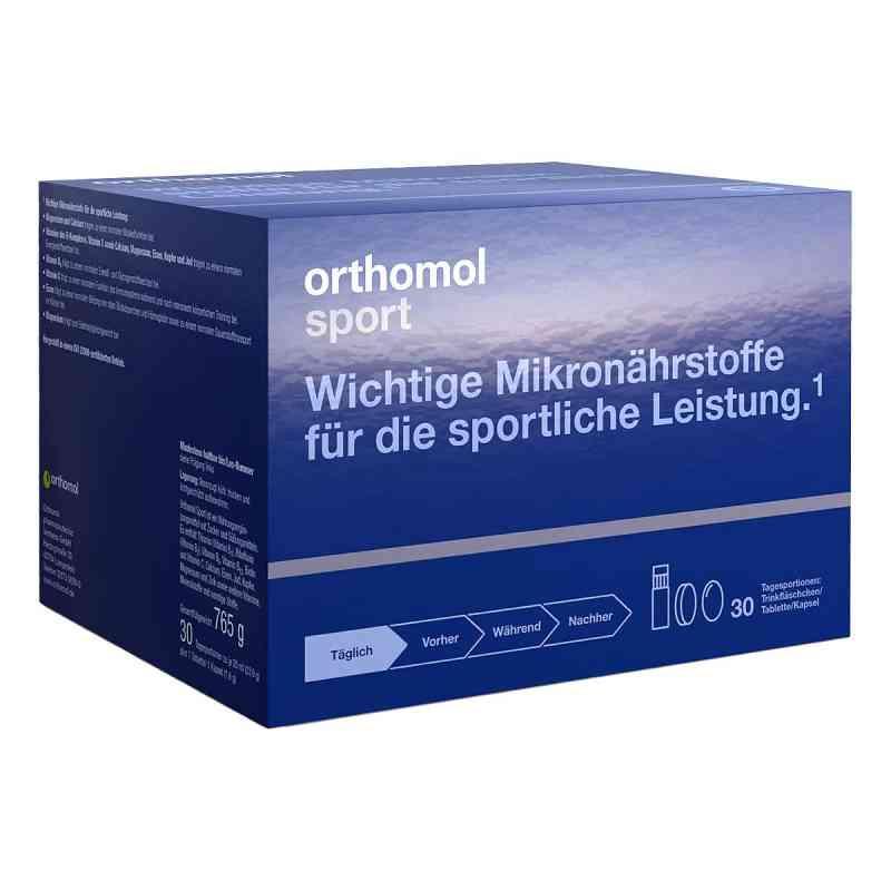 Orthomol Sport ampułki+ kapsułka+ tabletka  zamów na apo-discounter.pl