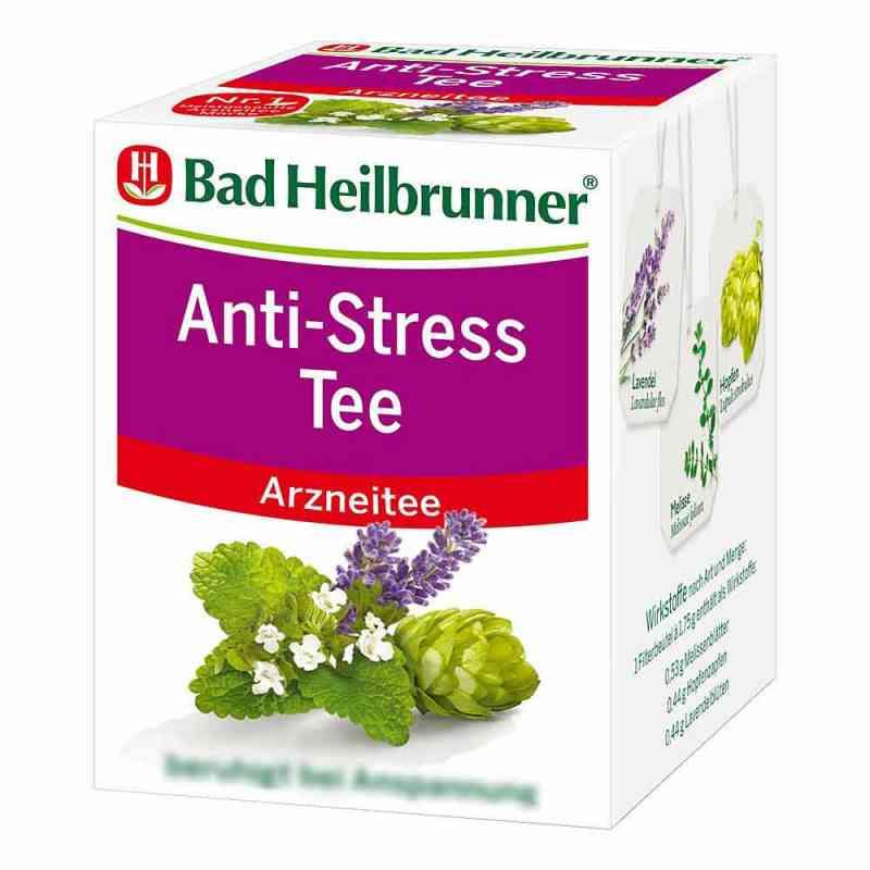 Bad Heilbrunner herbatka antystresowa w torebkach zamów na apo-discounter.pl