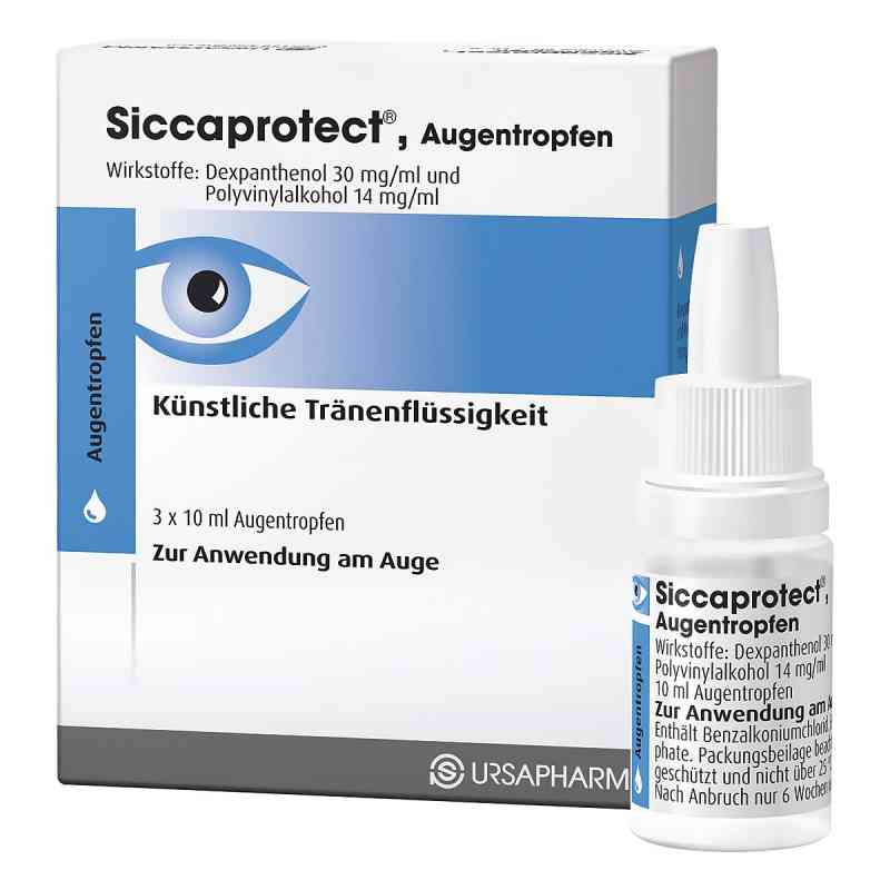 Siccaprotect Augentr. zamów na apo-discounter.pl