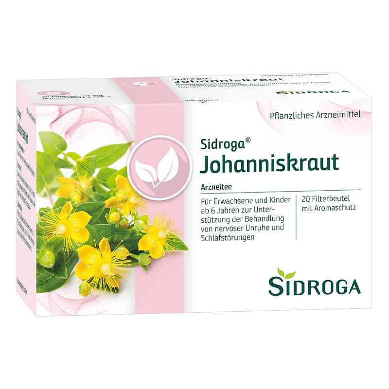 Sidroga Johanniskraut Filterbtl. zamów na apo-discounter.pl