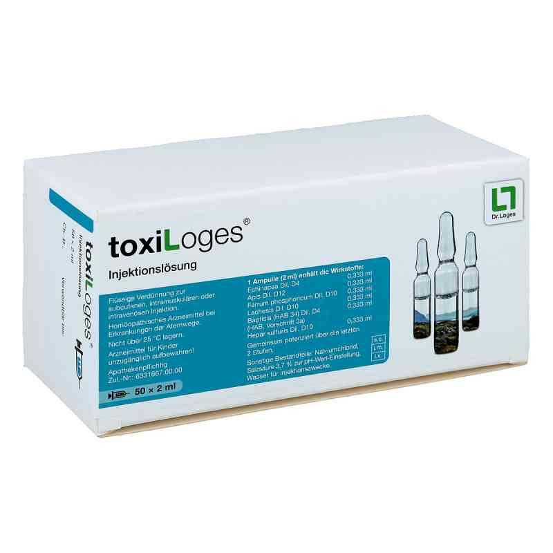 Toxi Loges Injektionsloesung Amp.  zamów na apo-discounter.pl