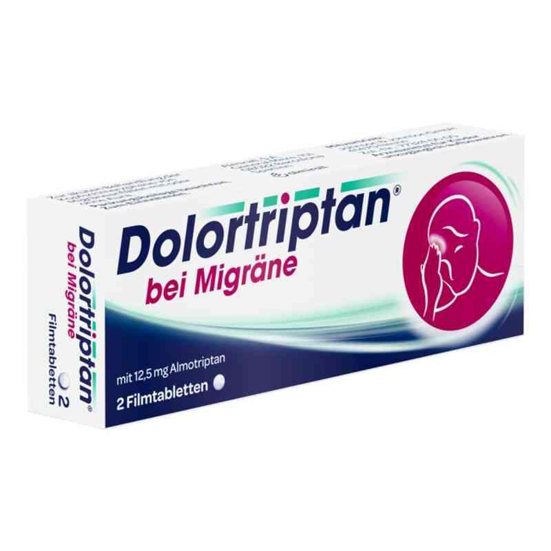 Dolortriptan bei Migraene Filmtabl. zamów na apo-discounter.pl