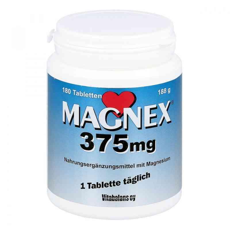Magnex 375 mg Tabletten  zamów na apo-discounter.pl