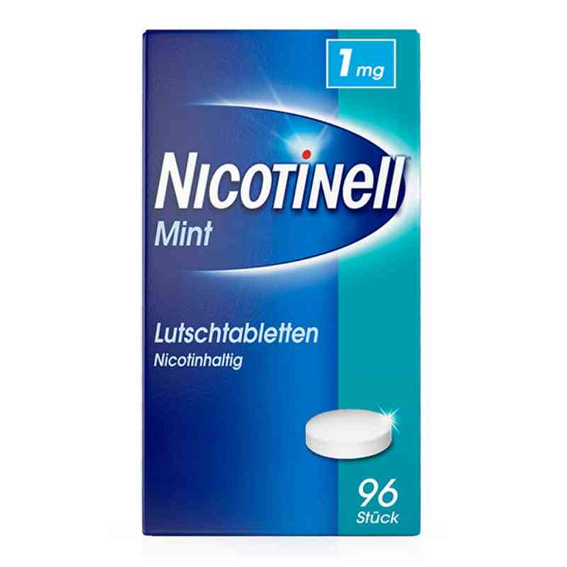 Nicotinell Lutschtabletten 1 mg Mint zamów na apo-discounter.pl
