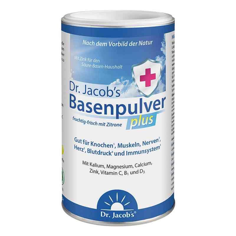 Basenpulver plus Dr Jacob's proszek  zamów na apo-discounter.pl