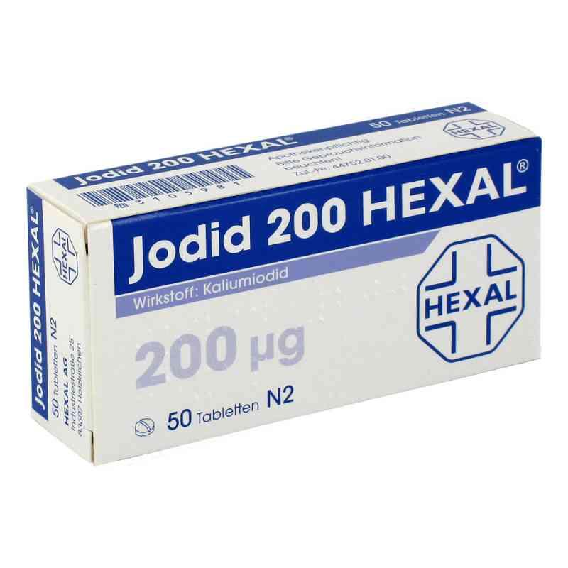 Jodid 200 Hexal Tabl. zamów na apo-discounter.pl