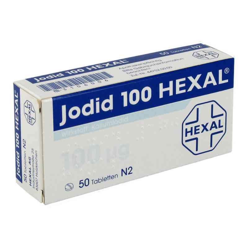 Jodid 100 Hexal Tabl. zamów na apo-discounter.pl