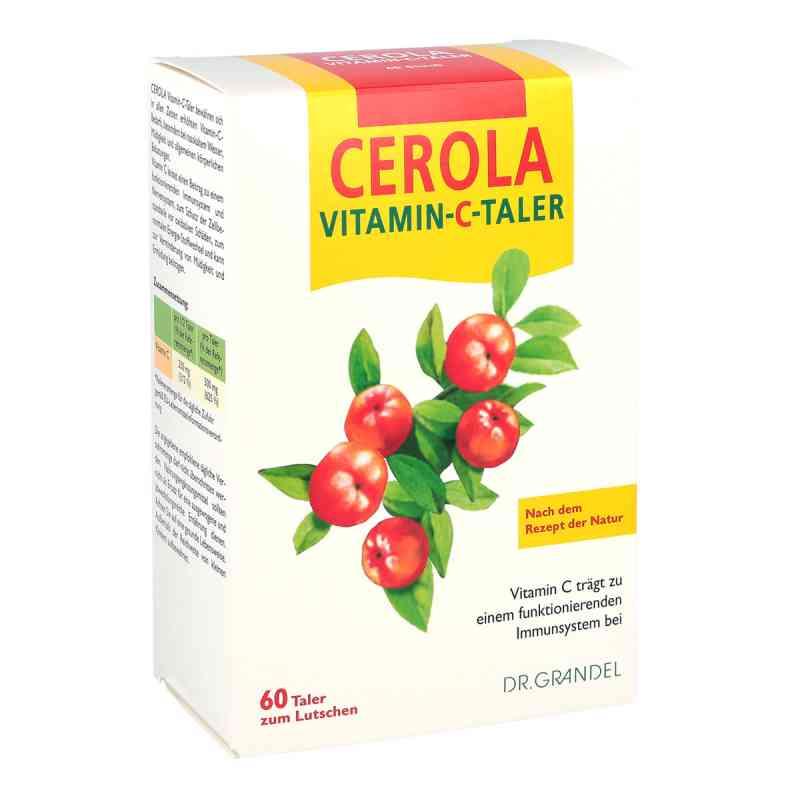Cerola Witamina C Taler Grandel tabletki do ssania zamów na apo-discounter.pl