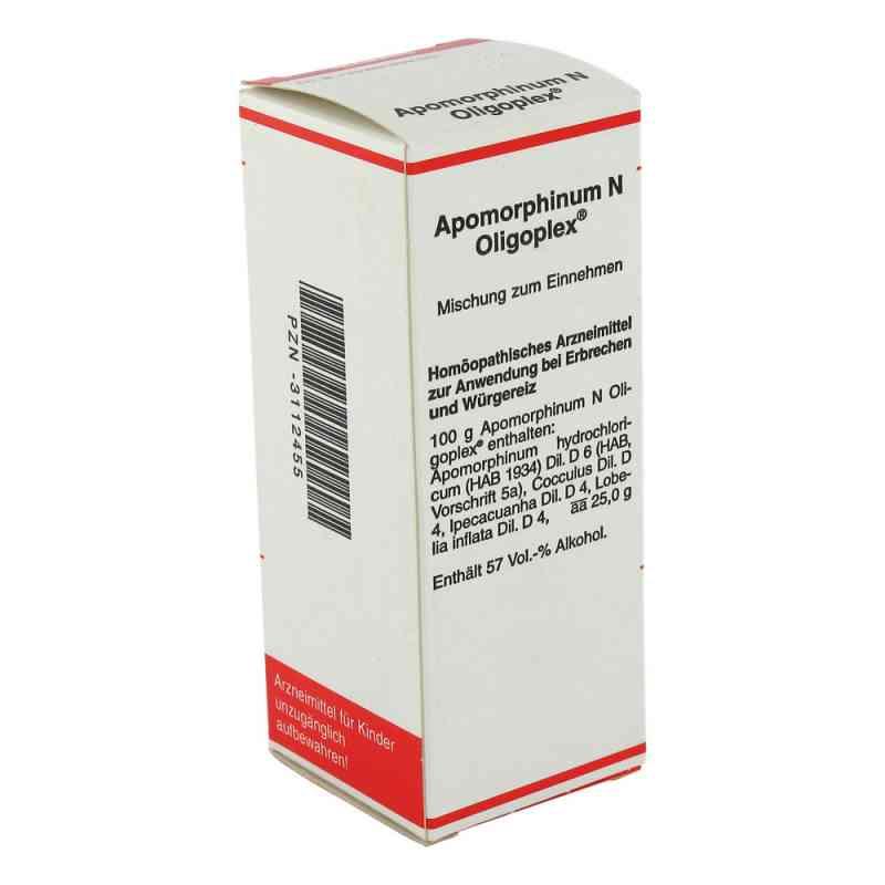 Apomorphinum N Oligoplex Tropfen zamów na apo-discounter.pl