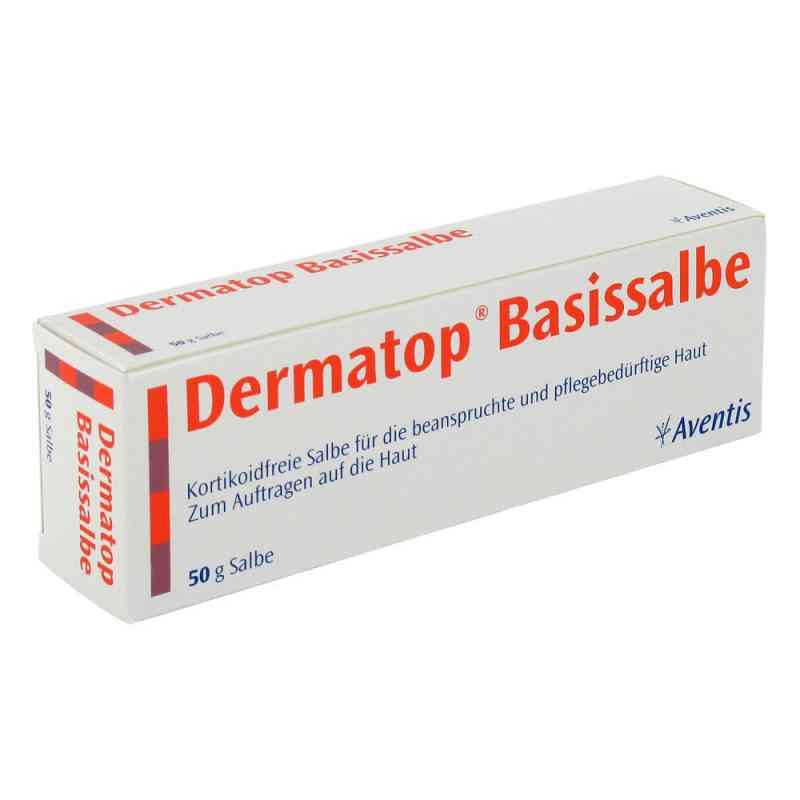 Dermatop Basissalbe  zamów na apo-discounter.pl
