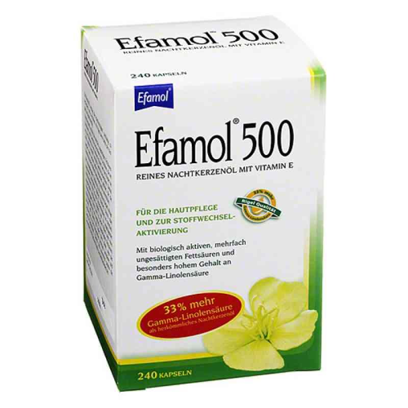 Efamol 500 kapsułki  zamów na apo-discounter.pl