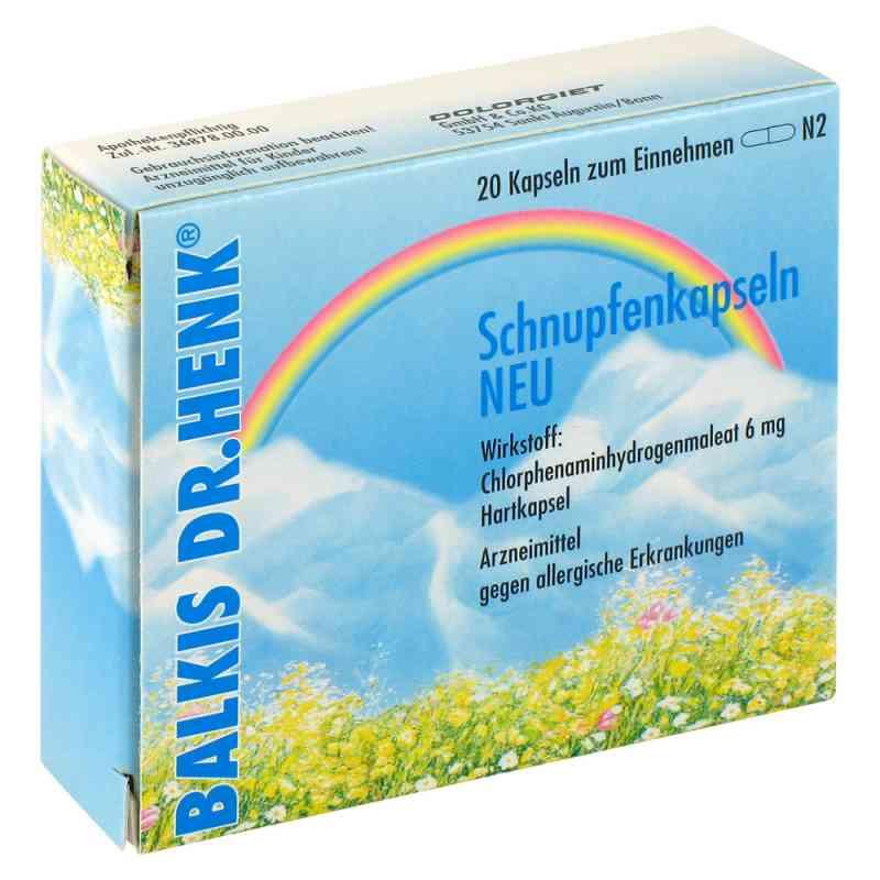 Balkis Schnupfenkapseln Neu  zamów na apo-discounter.pl