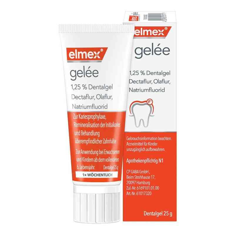 Elmex żel do fluoryzacji  zamów na apo-discounter.pl