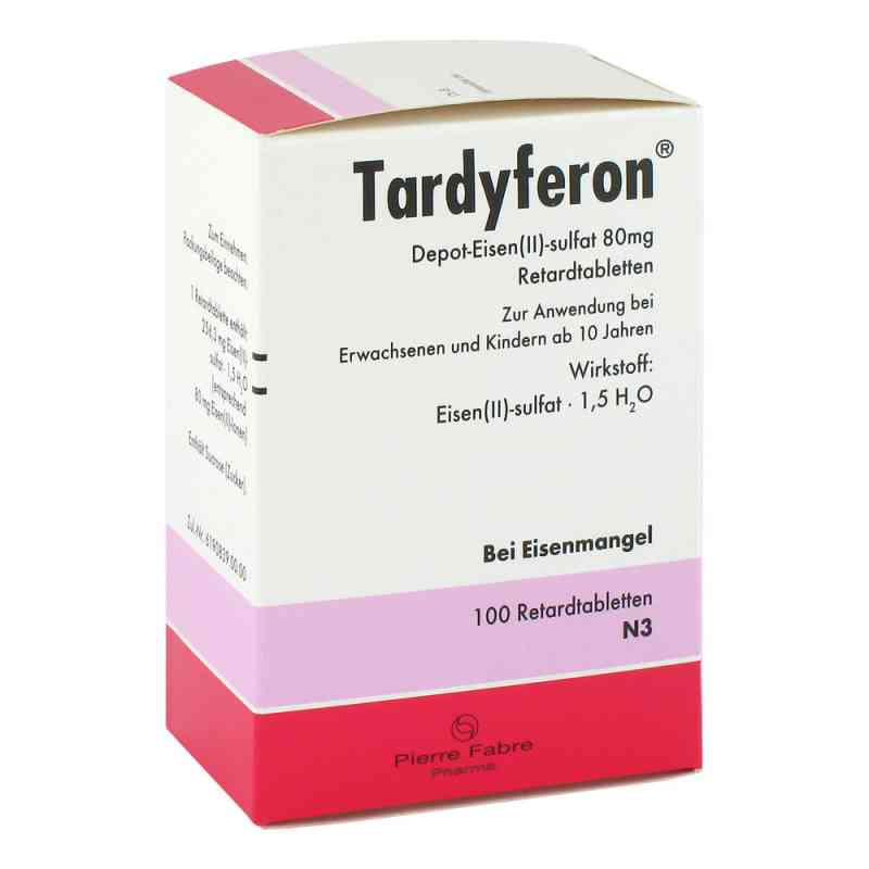 Tardyferon Retardtabl. zamów na apo-discounter.pl