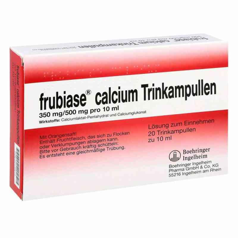 Frubiase Calcium T Trinkamp. zamów na apo-discounter.pl