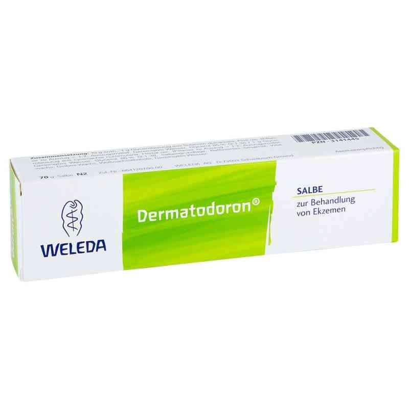 Weleda Dermatodoron maść  zamów na apo-discounter.pl