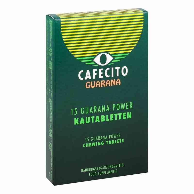 Guarana Cafecito Kautabletten  zamów na apo-discounter.pl