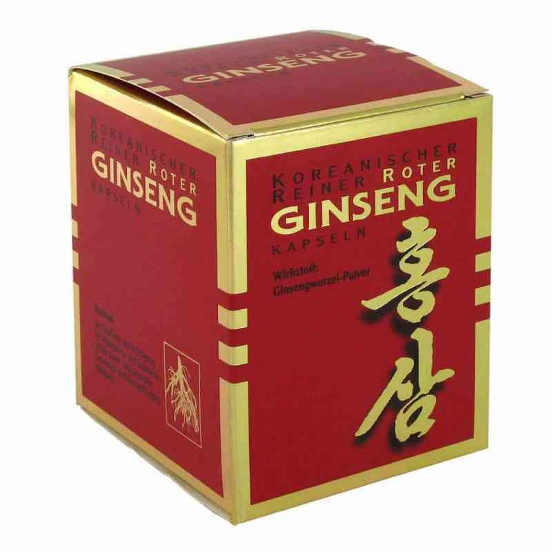 Roter Ginseng Kapseln 300 mg  zamów na apo-discounter.pl