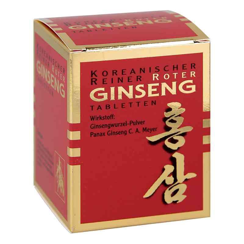 Roter Ginseng Tabletten 300 mg  zamów na apo-discounter.pl