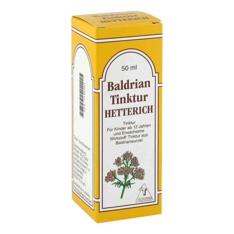 Hetterich tynktura z waleriany  zamów na apo-discounter.pl