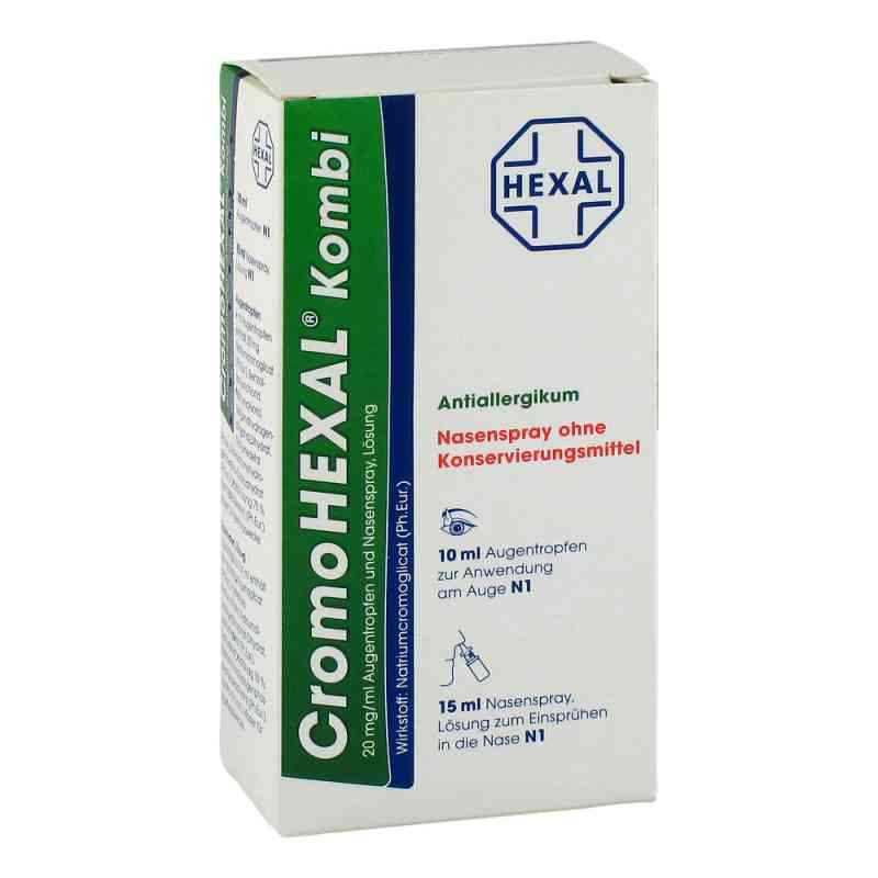 Cromohexal 10ml At+15 ml Nspr. Kombipckg.  zamów na apo-discounter.pl