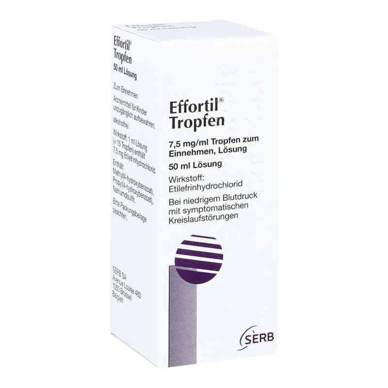 Effortil Tropfen zamów na apo-discounter.pl