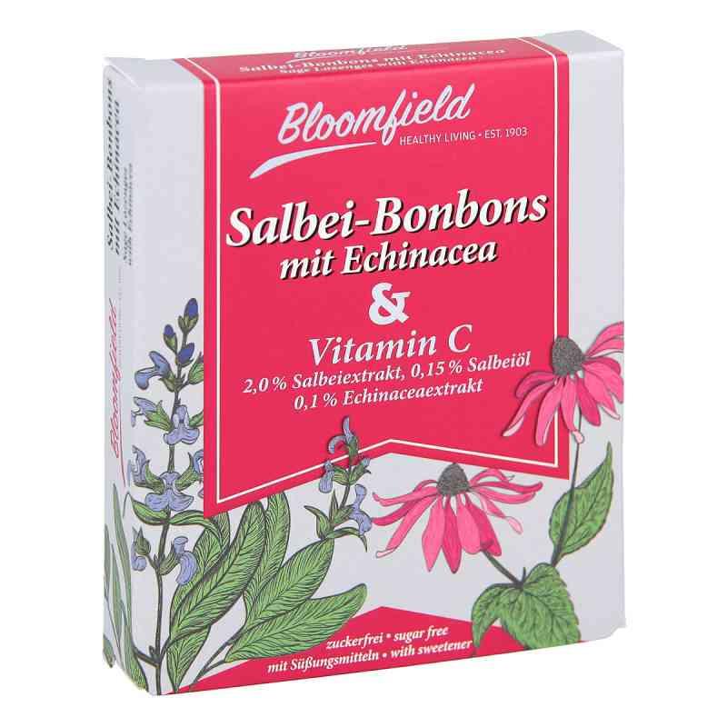 Bloomfield szałwia + echinacea cukierki bez cukru  zamów na apo-discounter.pl