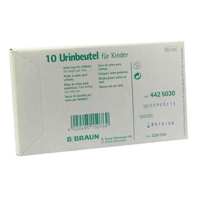 Urin Btl. f. Kdr.z.ankleben steril o.Antir.Vent.  zamów na apo-discounter.pl