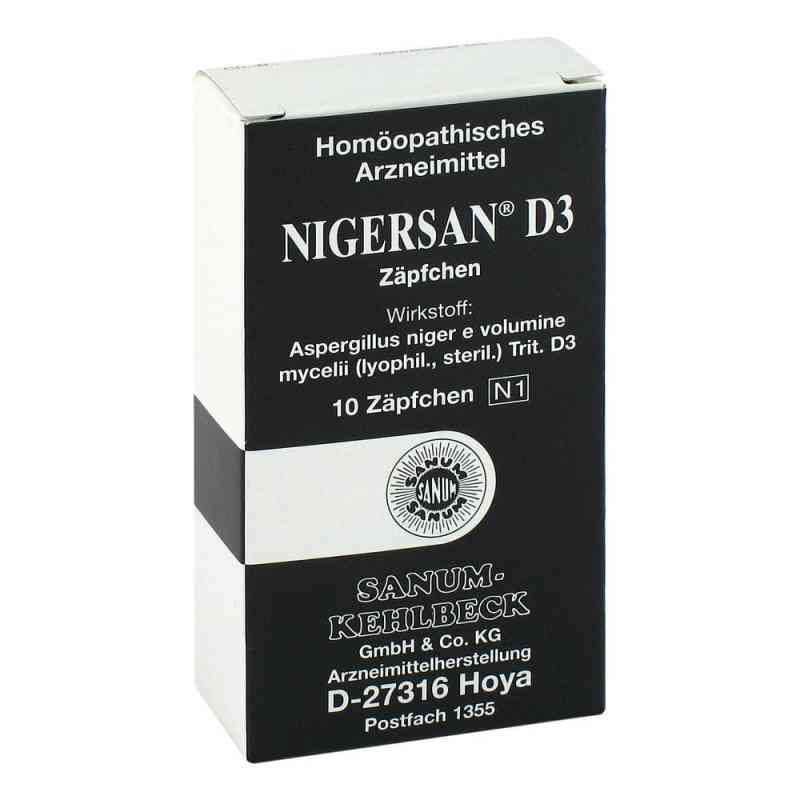 Nigersan D 3 Suppos. zamów na apo-discounter.pl