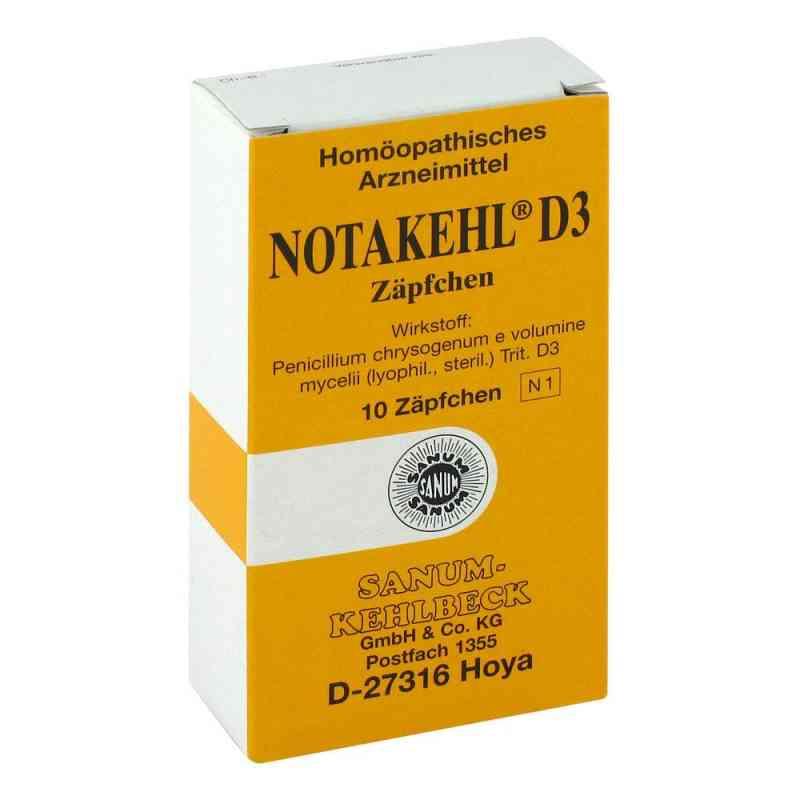 Notakehl D 3 Suppos. zamów na apo-discounter.pl