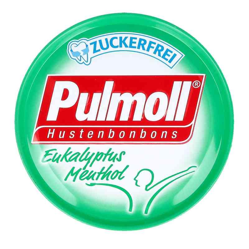 Pulmoll Hustenbonbons Eukalyptus zuckerfrei  zamów na apo-discounter.pl