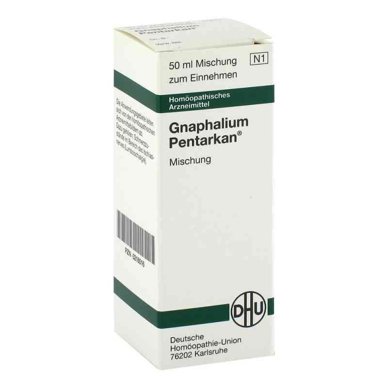 Gnaphalium Pentarkan Liquidum zamów na apo-discounter.pl
