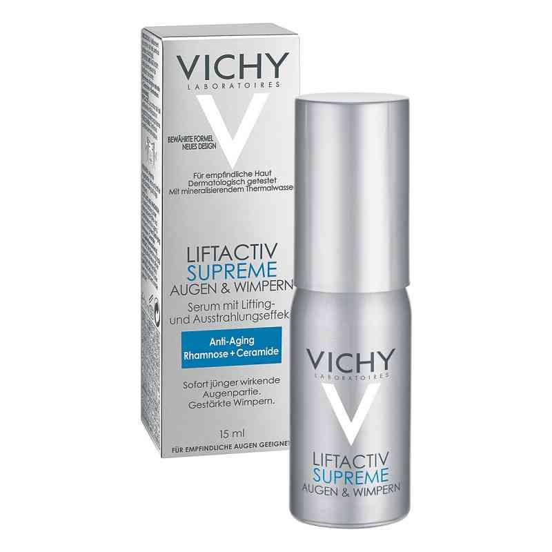 Vichy Liftactiv Serum 10 oczy & rzęsy  zamów na apo-discounter.pl