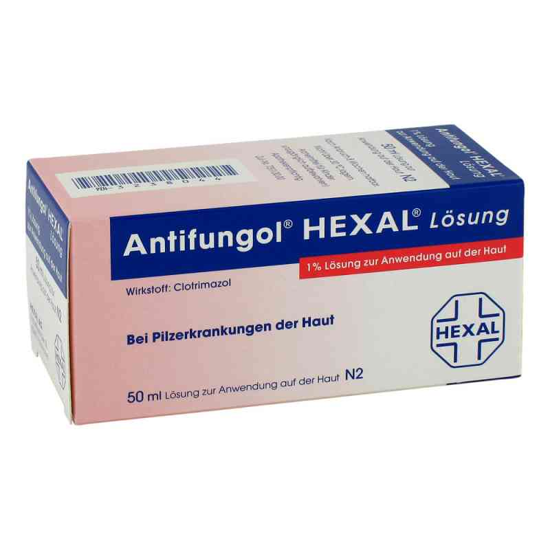 Antifungol Hexal Loesung zamów na apo-discounter.pl