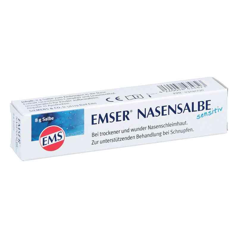 Emser maść do nosa z solą emską  zamów na apo-discounter.pl