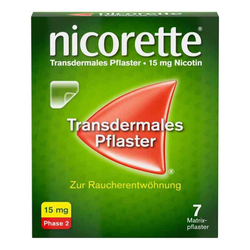 Nicorette Tx Pflaster 15 mg  zamów na apo-discounter.pl
