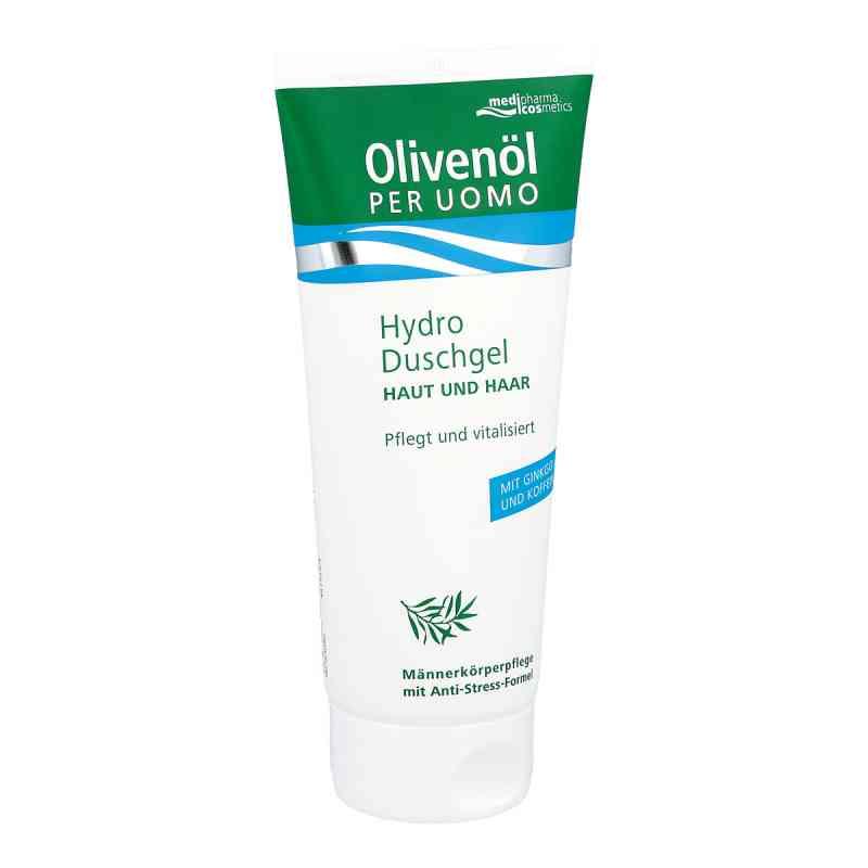 Olivenoel Per Uomo Hydro płyn pod prysznic do ciała i włosów zamów na apo-discounter.pl